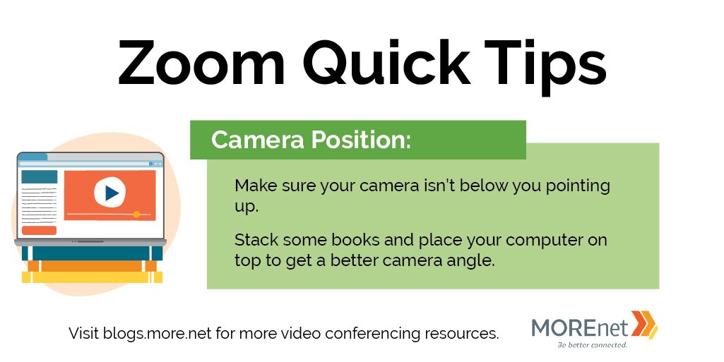 Open Zoom quick tip 3